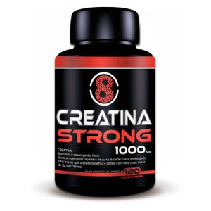 CREATINA STRONG 120 Comprimidos - Fharmonat
