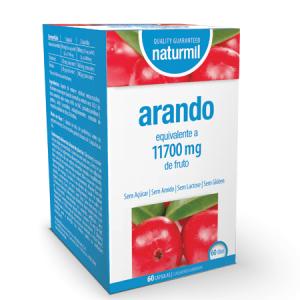 ARANDO 60 Capsulas - Naturmil