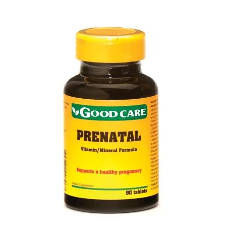 Prenatal 90 Cápsulas - Good Care
