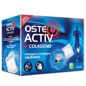OSTE ACTIV 20 Saquetas - Fharmonat