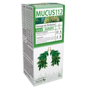 MUCUS 112 Xarope 150ml - Dietmed