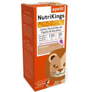 NUTRIKINGS APETIT 150ml - Dietmed