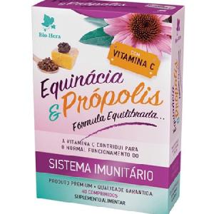 EQUINACIA & PROPOLIS 40 Comprimidos - Bio-Hera