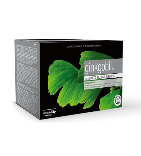GINKGOBIL 20 Ampolas - Dietmed