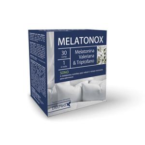 Melatonox 30 Comprimidos - Dietmed