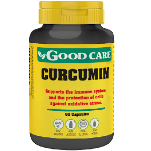 CURCUMIN 60 Capsulas - Good Care