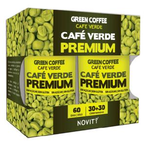 CAFE VERDE PREMIUM 30+30 Comprimidos - Dietmed
