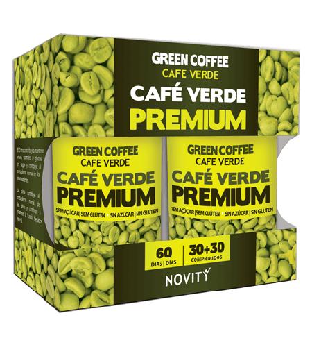 Café Verde Premium 30+30 Comprimidos - Dietmed