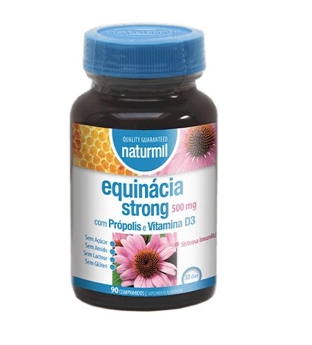 Equinácia Strong 90 Comprimidos – Naturmil