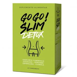 GO GO SLIM DETOX 60 Comprimidos - Farmodietica