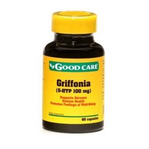 Griffonia (5-HTP 100 mg) 60 cápsulas - Good Care