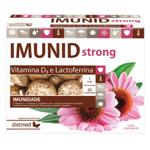 IMUNID Strong 30 Comprimidos - Dietmed