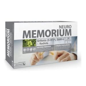 MEMORIUM NEURO 30 Ampolas - Dietmed
