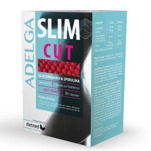 AdelgaSlim Cut 84 Cápsulas - Dietmed