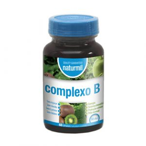 Complexo B 60 cápsulas - Naturmil