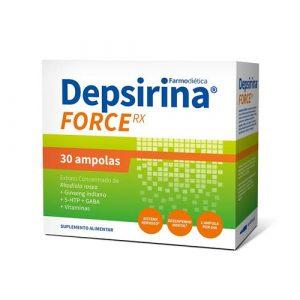 Depsirina Force RX 30 Ampolas - Farmodietica