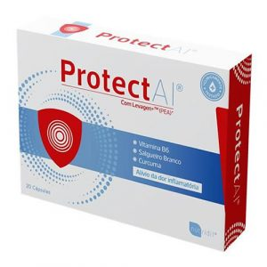 Protect AI 20 Cápsulas - Nutridil